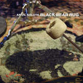 DW035  Anvil Salute / Black Bear Rug