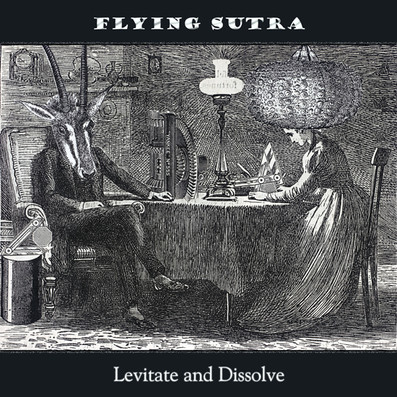 DW010  Flying Sutra / Levitate and Dissolve