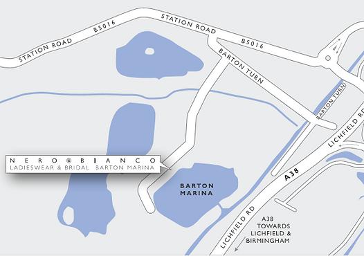 Barton Marina Map
