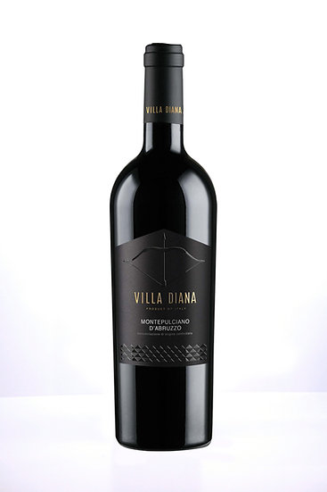 Montepulciano d'Abruzzo DOP 'Villa Diana'