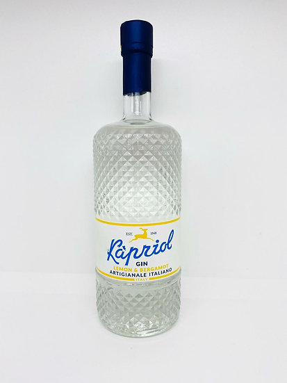 Kapirol Lemon and Bergamot Gin