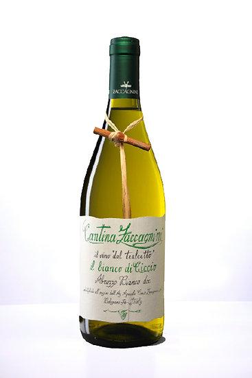 Il Vino Dal Tralcetto il Bianco di Ciccio Abruzzo Bianco DOC