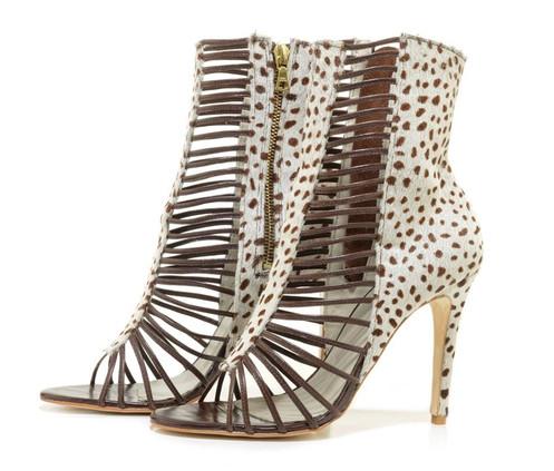 0b6a31846 Cheetah Print High Heels