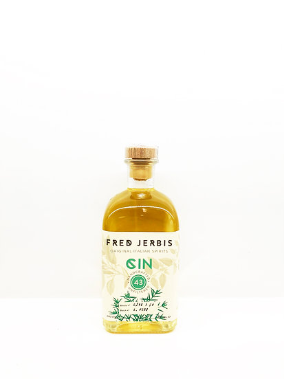 Fred Jerbis Gin 43