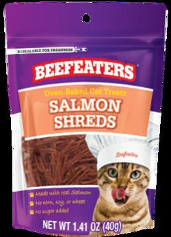Salmon Shreds