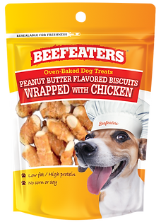 3D PEANUT BUTTER FLAVORED BISCUITS WRAPPED WITH CHICKEN POUCH SIN NT.png