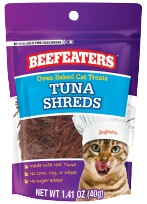 Tuna Shreds