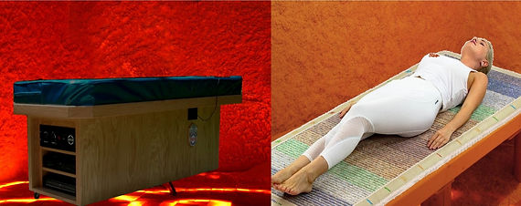 Sound Therapy and Salt Therapy at Asheville Salt Spa