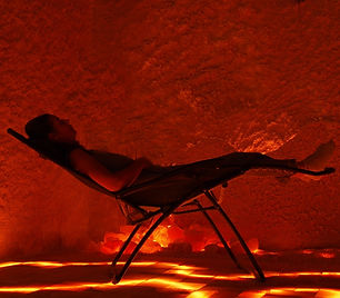 Asheville Salt Cave Therapy at The Salt Spa of Asheville