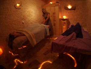 Private Couple's Spa Packages at The Salt Spa of Asheville
