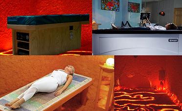 elements salt spa package Salt, 7 Chakras, Dry Hydro Massage, Sound Therapy, Salt Therapy