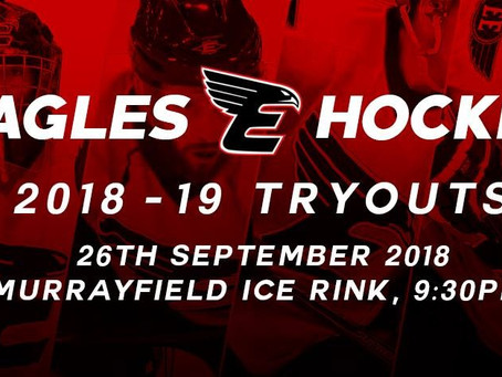 2018-19 Tryouts