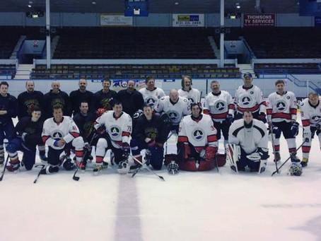 Eagles skate with ex-NHL/KHL superstars