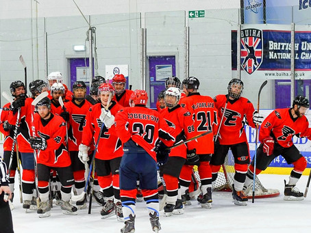 Play for one of the top university ice hockey teams in the UK!