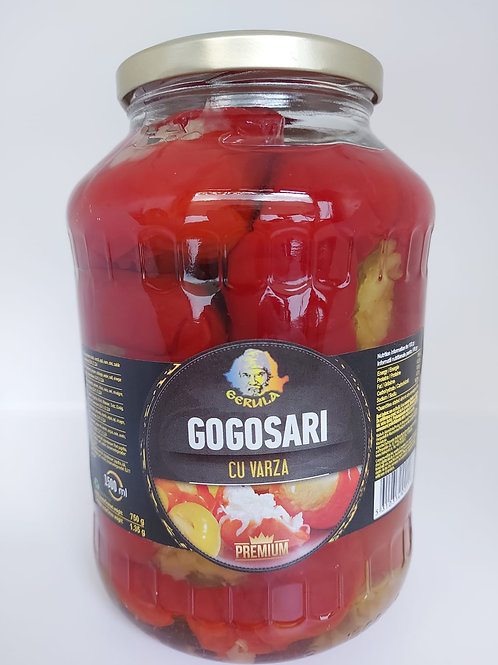 Gerula Gogosari cu varza 1500ml