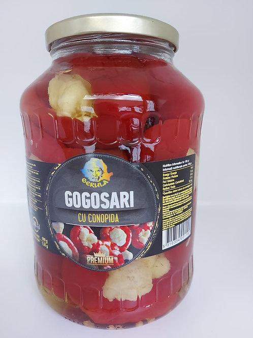 Gerula Gogosari cu conopida 1500ml