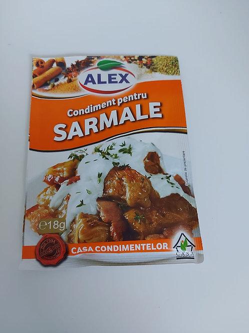 Alex Condiment pentru Sarmale 18g