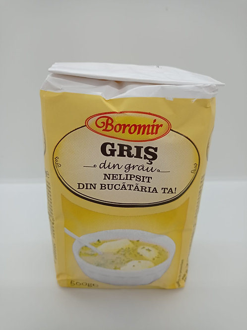 Boromir Gris din grau 500gr