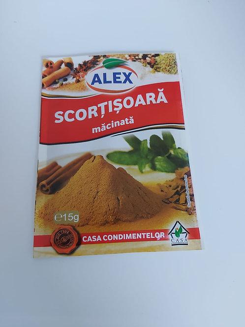 Alex Scortisoara macinata 15g