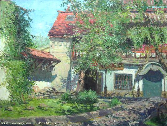 Грузинский дворик