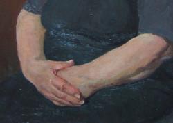 Руки. Фрагмент