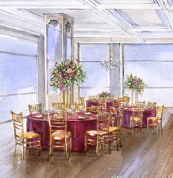 Wedding sketch