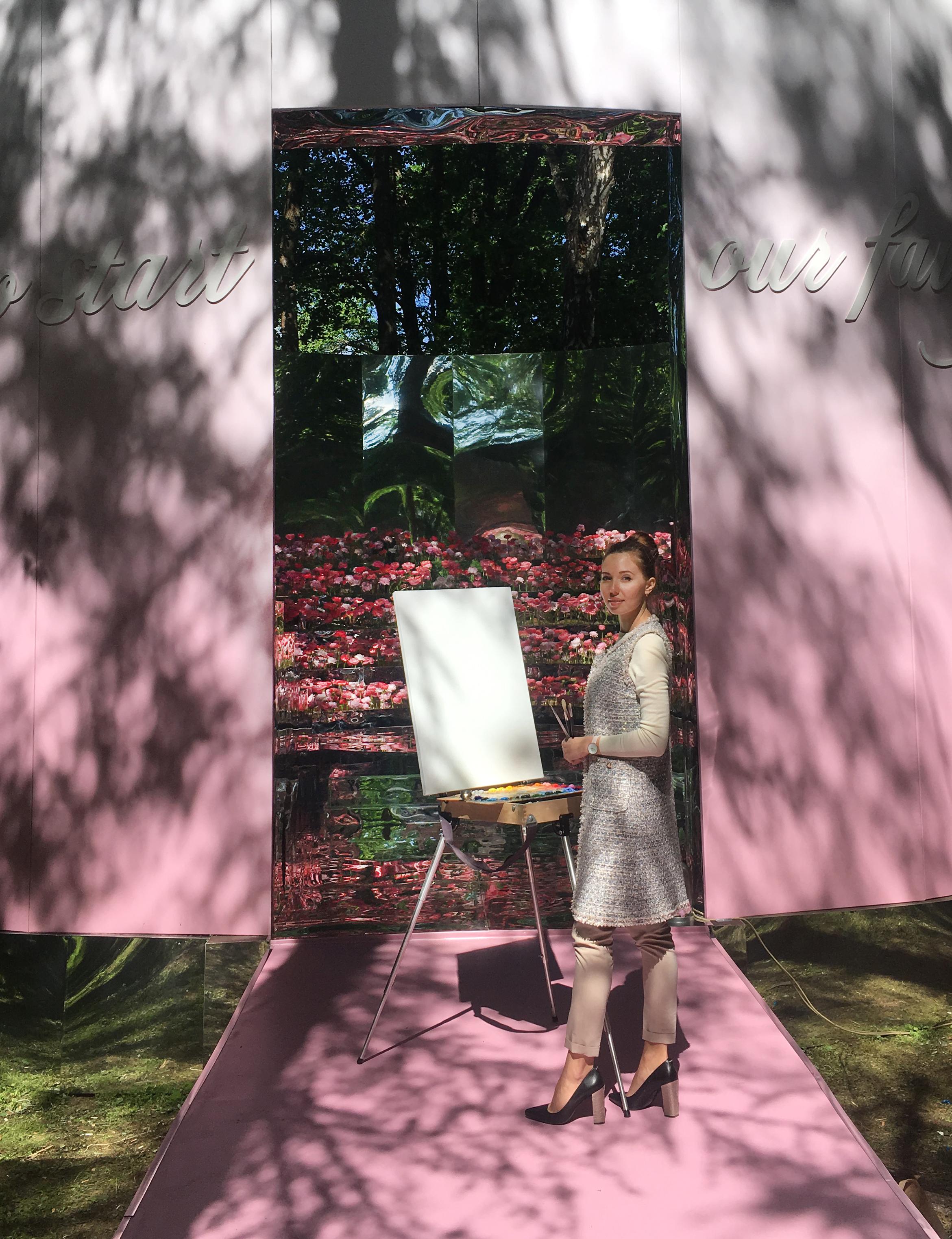 Свадебный художник Мария Абол