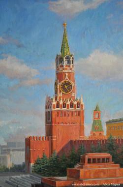 Красная площадь, фрагмент