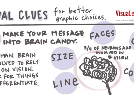 3 visual strategies to boost signal, curb noise