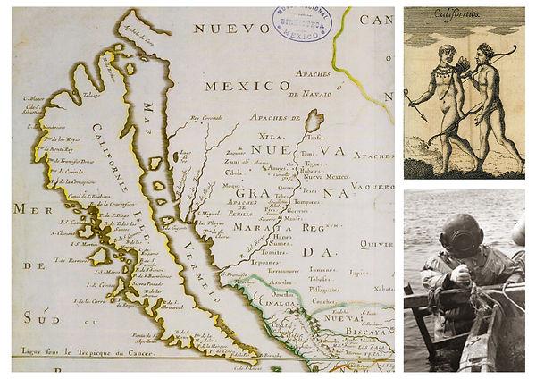 Mapa isla de perlas