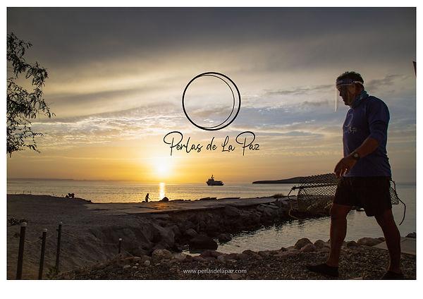 Atardecer en La Paz