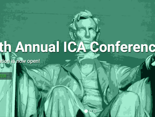 ICA 2019/ Washington DC