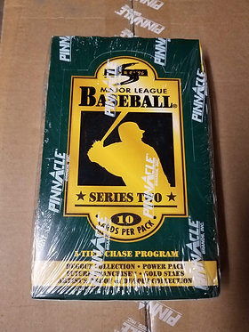 1996 Score Series 2 Baseball Box