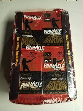 1996 Pinnacle Sportflix Baseball JUMBO Box