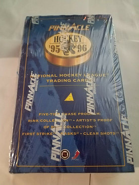 1995-96 Pinnacle Hockey Box