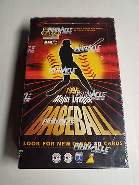 1996 Pinnacle Sportflix Baseball Box