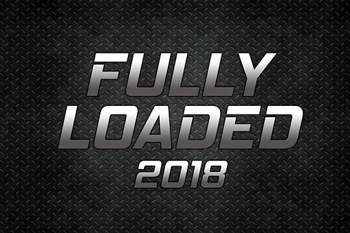 Fully Loaded 2018 3 box case