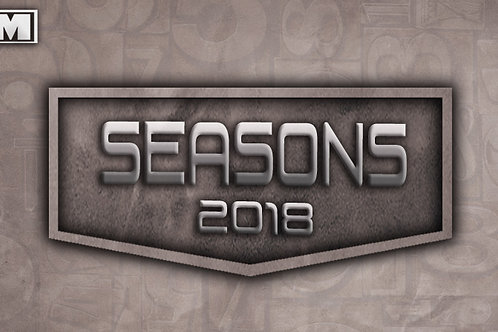 Seasons 2018 Hobby Box