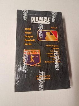 1996 Pinnacle Series 1 Baseball Box