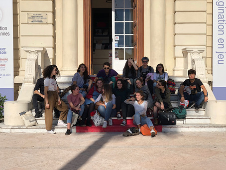 La CPES-CAAP 2018 à la Malmaison
