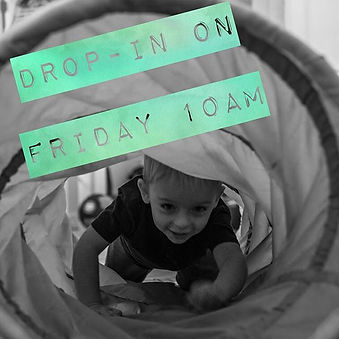 Stop by our Little Movers and Sensory Pl