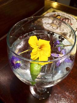 A garden in a glass.
