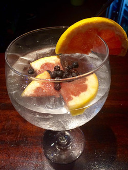 Promo from our Gin Festival.
