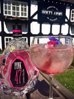 Summer Blush - Pink 47 Gin