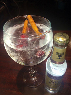Gin at Christmas? Always.