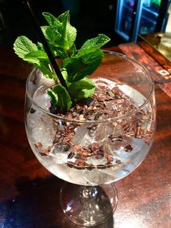 McQueen Mint Chocolate Gin