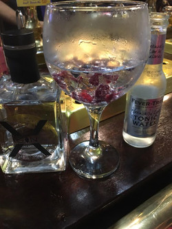 Always trying new gins.