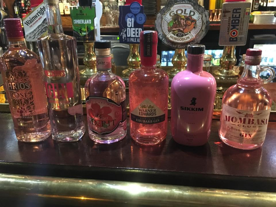 Even more gins to try!