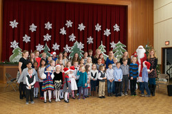 WESi ja kooli jõulupidu 2015