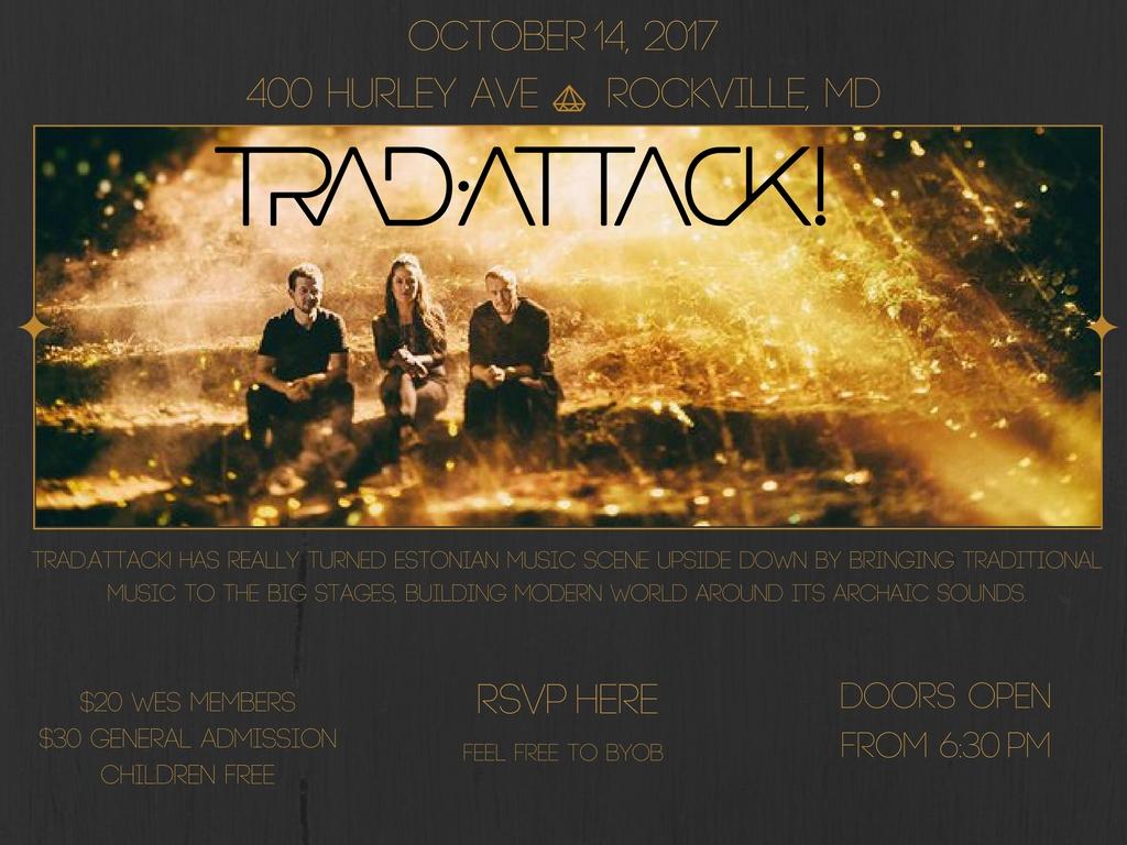 Trad.Attack! Concert